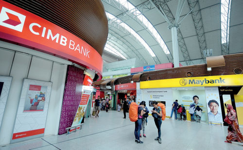 The pressure is now on other  Malaysian banks, such as Maybank, RHB and Hong Leong Bank.